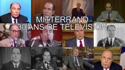 La Revue Charles présente : Mitterrand 30 ans de télévision