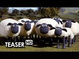 Shaun Das Schaf -  Der Film - Teaser German | Deutsch (2015) HD