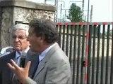 JP Chevènement et Sami NAÏR à Champagne sur Seine