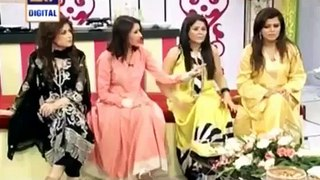 Every Left The Morning Show of Nida Yasir Including Humayun Saeed After Having Massive Fight - Video Dailymotion