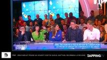 TPMP – Erika Moulet pousse un violent coup de gueule, Matthieu Delormeau la recadre ! (Vidéo)