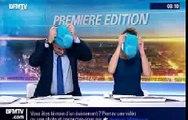 BFM TV - Première édition - 15/01/2016