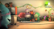 Dibujos de navidad divertidos Glumpers, Gobo Claus, navidades comicas