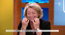 Un fou rire éclate en direct dans Le Magazine de la Santé - ZAPPING TÉLÉ DU 29/01/2016