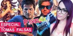 El Píxel 4K: Especial Tomas Falsas Vol. 4