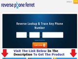 Reverse Phone Ferret Review & Bonus WATCH FIRST Bonus + Discount