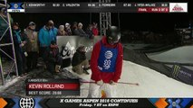Kevin Rolland SuperPipe X-Games 2016