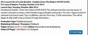 Josh Bartlett - Audello (From The Makers Of EVP & EVS) Launch Affiliate Program JV Invite