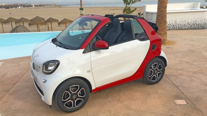 smart Cabrio 2016 | Full Review | ATMO Version | No Voice | Test Drive