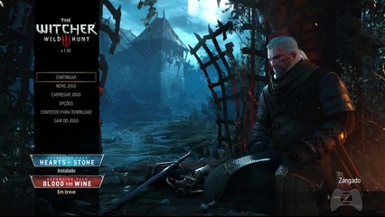 The Witcher 3 - Hearts of Stone : A Primeira Meia Hora