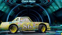 Chick Hicks Color Changers Custom Paint! Cars-Cars 2-Cars Characters! By Disney Cars Toy Club