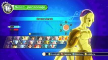 Dragon Ball Xenoverse : Freezer Dorado (Golden Freezer) VS Goku Y Vegeta SSGSS - DLC - (DLC Pack 3)