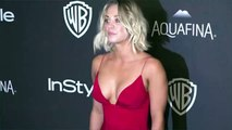 Kaley Cuoco Channels Inner Britney For Lip Sync Battle