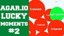 Agar.io Lucky Moments Good Tricks #Part 2