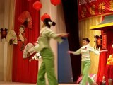 BPHS chinese dance - (mo li hua) of chinese teachers part 2
