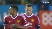 Wayne Rooney Goal HD - Derby 0-1 Manchester United - 29-01-2016