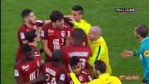 Sébastien Corchia Goal - Olympique de Marseille 0-1 OSC Lille - 29.01.2016 HD