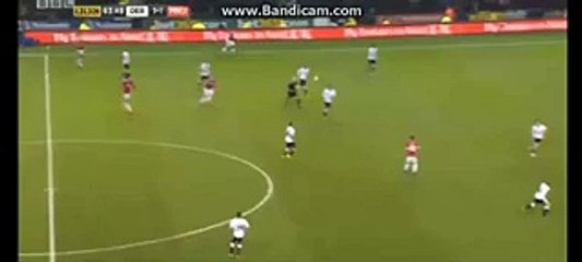 Daley Blind Goal HD - Derby 1-2 Manchester United FA CUP