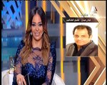 عادل مبارز يقدم هدية لعروسي «أنا مصر» بتصوريهما بعد انتهاء الحلقة