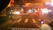 Car Crash Compilation || accidente de tráfico #199