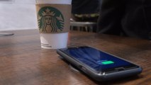 Charge Your iPhone In Starbucks Wirelessly With This Case For 6, 6s, 6 Plus And 6s Plus
