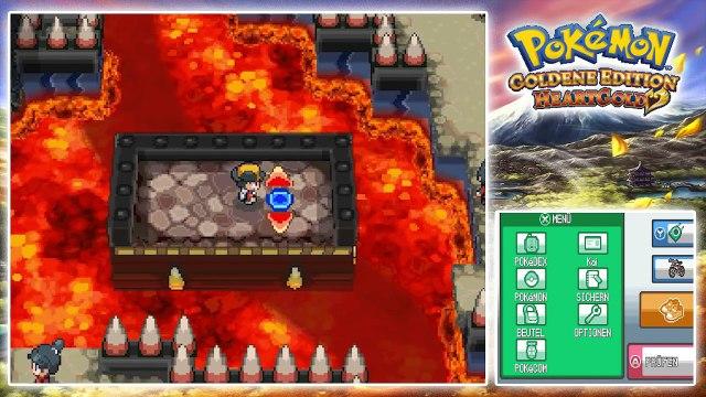 Lets Play Pokémon Heartgold Part 39: Sandra aus dem Drachenclan!