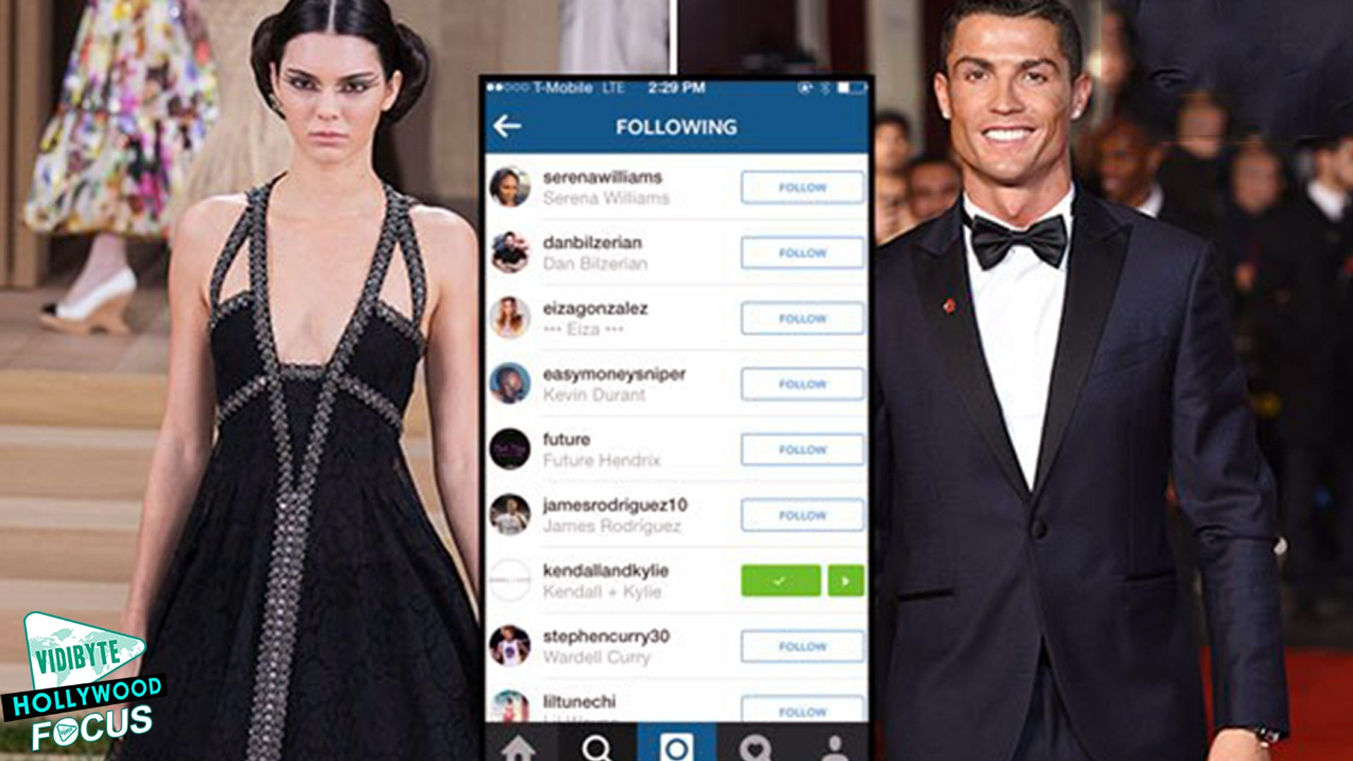 Cristiano Ronaldo Admits He S Interested In Kendall Jenner Relationship Video Dailymotion