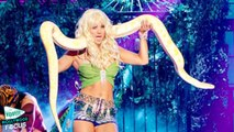 Kaley Cuoco Performs Britney Spears' 'I'm A Slave 4 U' on 'Lip Sync Battle'