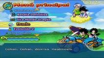 Dragon Ball Z Budokai Tenkaichi 3 : Gogeta SSJ4 VS Enemigos De Dragon Ball GT - Gogeta Es Dios