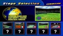 Lets play Virtua Tennis Sega Dreamcast Mark VS Jamie Battle 22