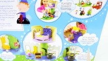Can Peppa Pig Fly? Ben and Hollys Little Kingdom Thistle Castle and Play Doh Gaston Episodes