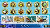 Lets Play Mario Kart 8 [200 ccm | Animal Crossing DLC] Part 1: Crossing-Cup!