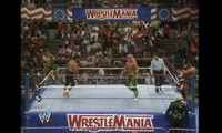 WWE WrestleMania 7 - The Barbarian & Haku vs. The Rockers