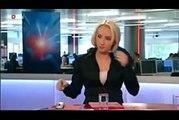 Nos Journaal blooper - Eva Jinek (boobies)
