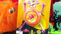 HALLOWEEN FUN FOR KIDS: Make a Monster From Blobby Goop Toys