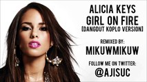Alicia Keys - Girl On Fire - Vidéo dailymotion
