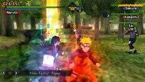 Naruto Shippuden Kizuna Drive Walkthrough Part 28 The Power of Bonds 60 FPS
