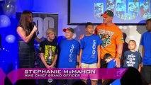 John Cena celebrates his Make-A-Wish record- Total Divas, Jan,16