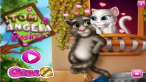 Tom And Angela - Talking Tom And Angela Kissing (From Talking Friends)