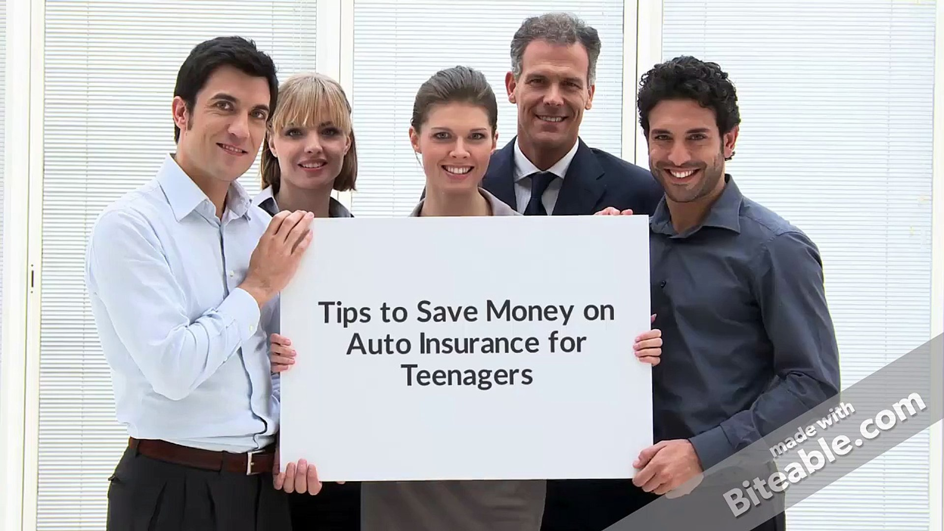 Tips to Save Money on Auto Insurance California for Teenagers