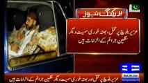 Karachi- Rangers arrested Lyari gangwar leader Uzair Baloch