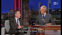 Robin Williams al David Letterman 25 09 2013 (sub ita)