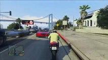 GTA 5 FULL HD SPORT BIKE Gameplay !!! Grand Theft Auto V PS3 Xbox 360