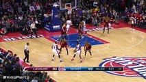 LeBron James Misses the Easy Dunk