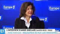 """Anne Fontaine :""""Les Innocentes est un film inspiré de faits réels"""""""