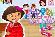 Dora the Explorer Perfect teeth at the Dentist Juegos para los niños kzd7 miAY4A