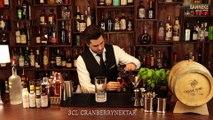 Cosmopolitan - Vodka Cocktail selber mixen - Schüttelschule by Banneke