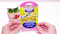 Hello Kitty Nesting Cups Surprise Eggs! Matryoshka Doll Kinder Egg Toys by DCTC