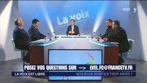 Nos élus sont-ils trop payés ? La Voix est libre France 3 FC