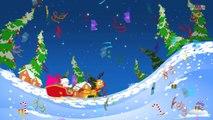 Santa Gifts Sledge ,  Santa Sledge